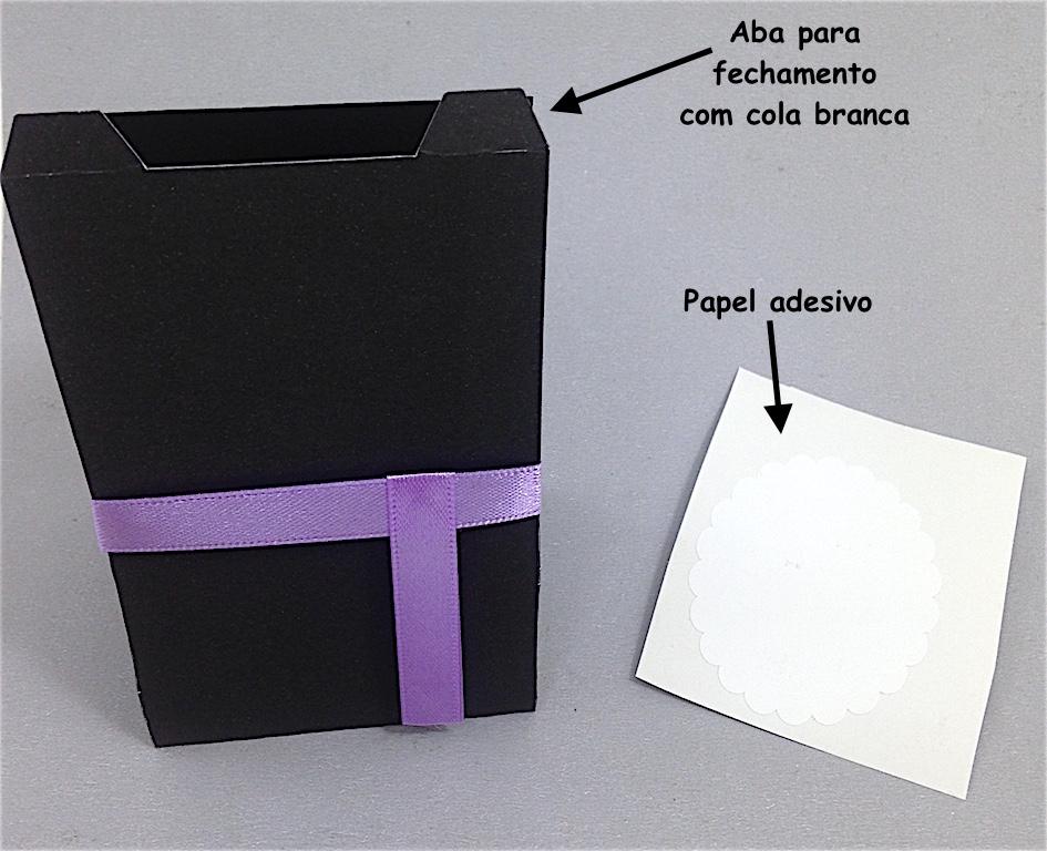 Muitas vezes Caixinha Beca de Formatura | anaSechi | Ideias de Papel WK62